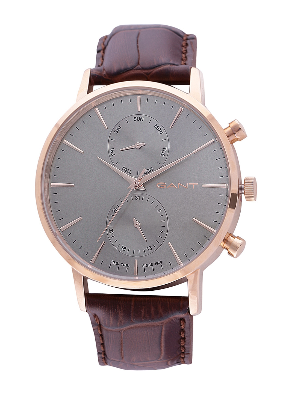 d6e4826cc269 Buy GANT Men Grey Analogue Watch W11208 - Watches for Men 2470530 ...