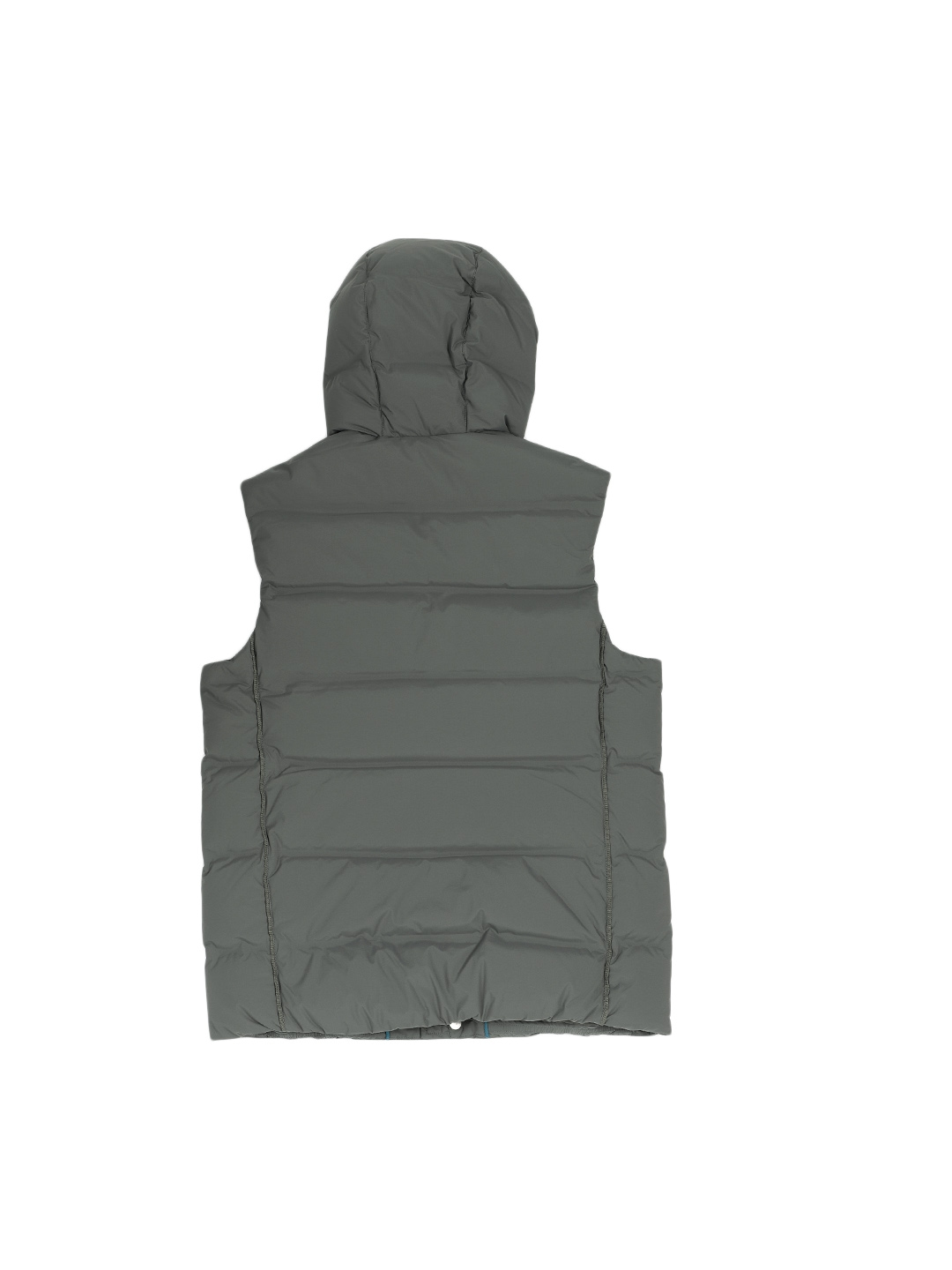 440c1b59a Buy Timberland Men Grey Melange Solid AF Goose Eye Vest Insulator ...
