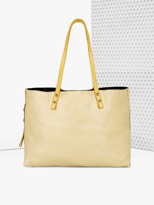 Buy Chloe Beige Solid Tote Bag - Handbags for Women 2482734  8841744bc7