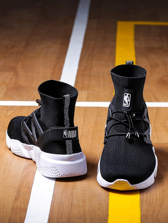 Buy NBA Official Fan Wear Men Black Mid