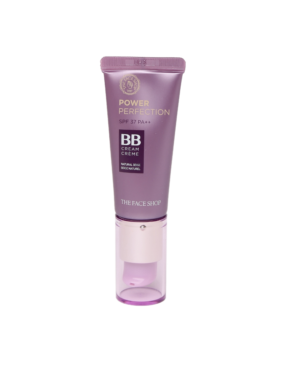 Buy The Face Shop Power Perfection Natural Beige Bb Cream Spf37 Pa Cc Image
