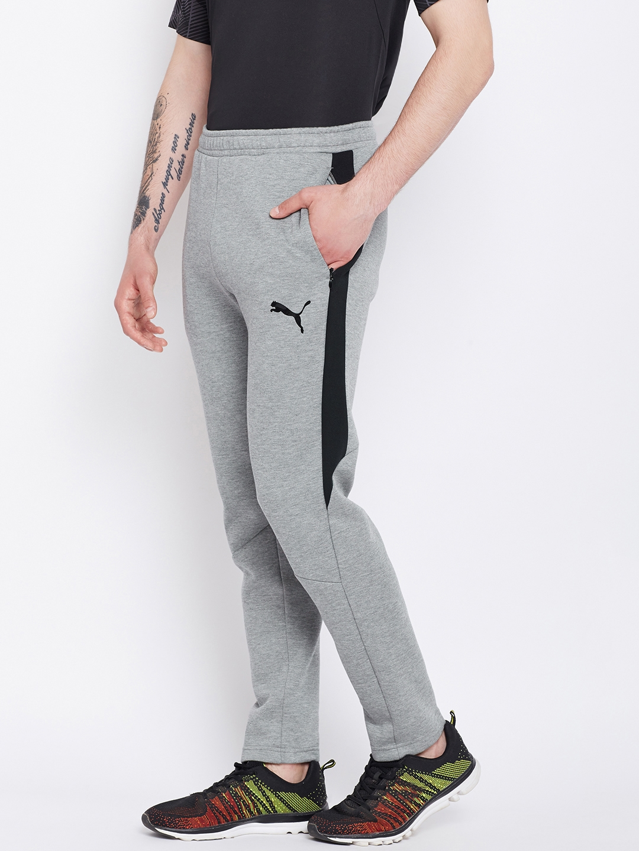 ab0775a91 Buy Puma Men Grey Evostripe Move Pants - Track Pants for Men 2485920 ...