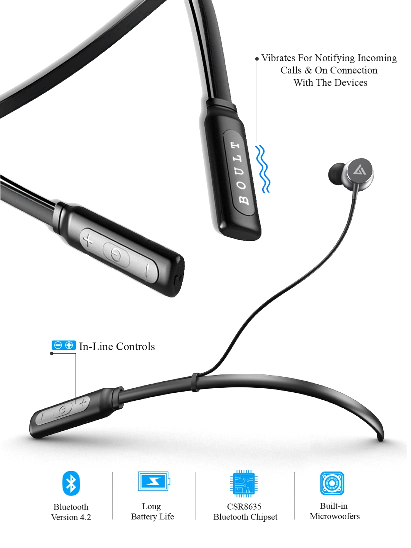 5039862299d Buy Boult Black Audio Curve Neckband Wireless Bluetooth Magnetic ...