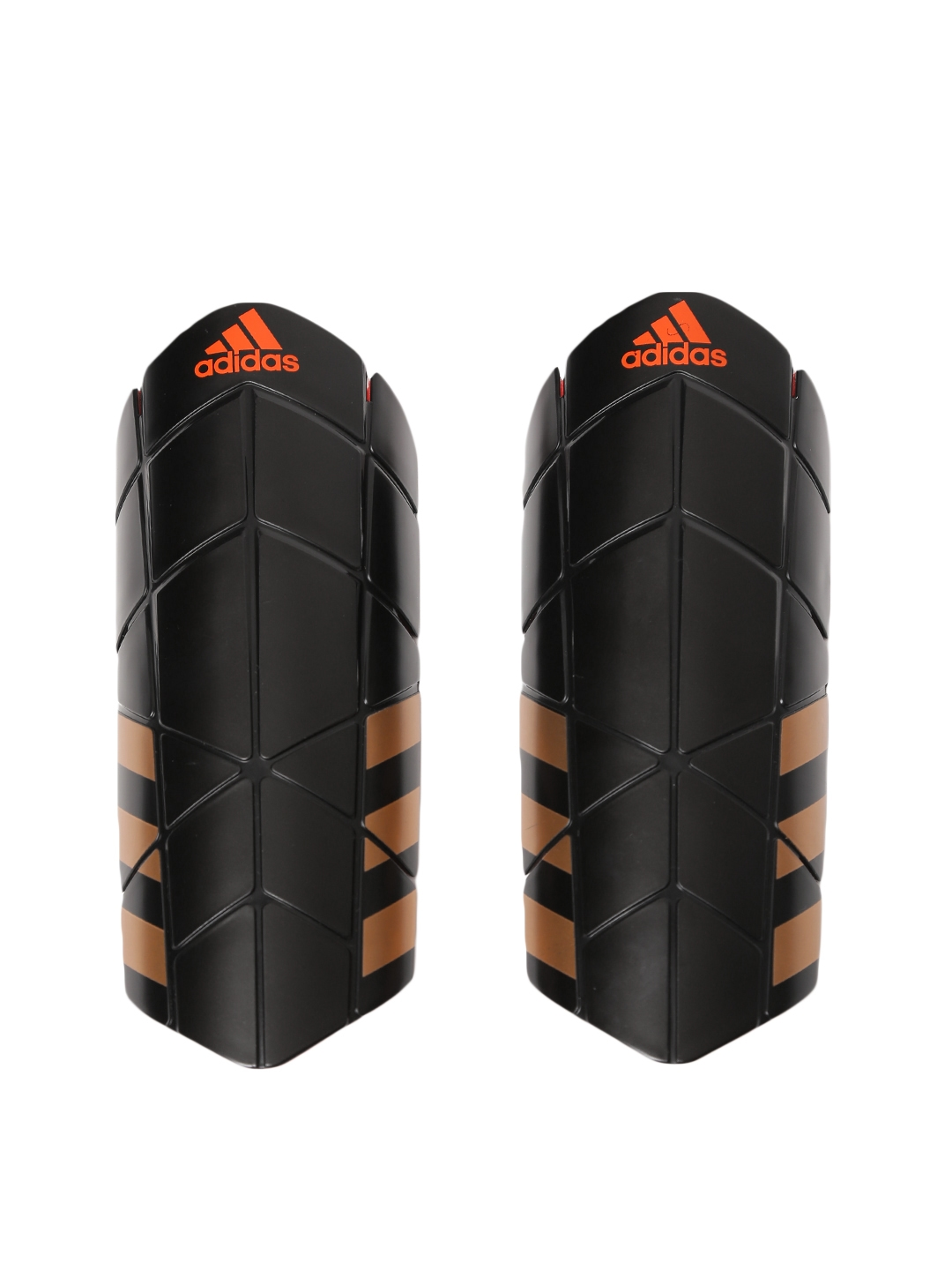 24d95d8eec93 Buy ADIDAS Unisex Black Ghost Pro Shin Guards - Sports Accessories ...