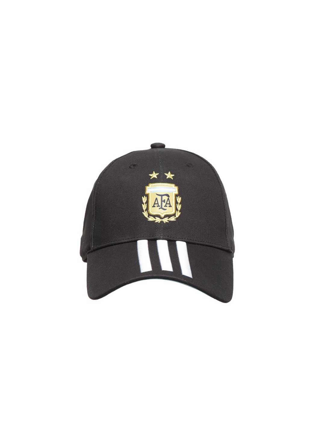Buy Adidas Unisex Black AFA 3S Solid Cap - Caps for Unisex 2496163 ... de11d5055ea2