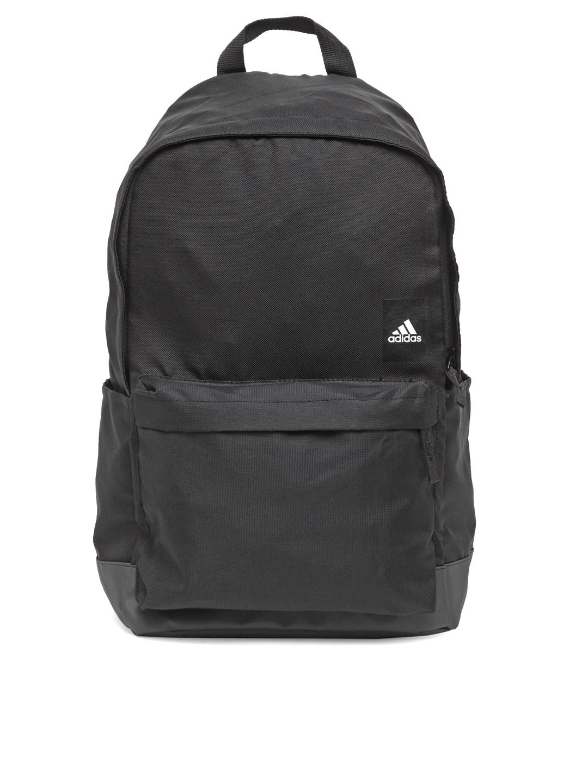 Buy ADIDAS Unisex Black Classic Backpack - Backpacks for Unisex ... ed2bfa4f25e82