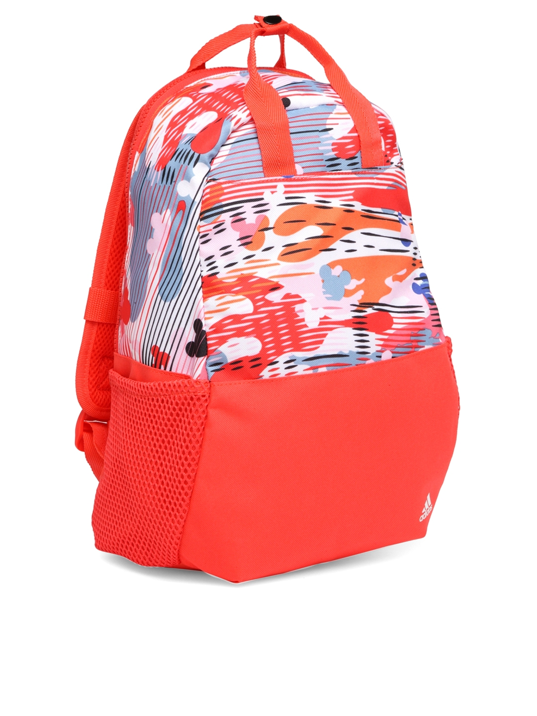 edb1304e91a5 Buy Adidas Unisex Orange   White DY LK BP MSE Printed Backpack ...
