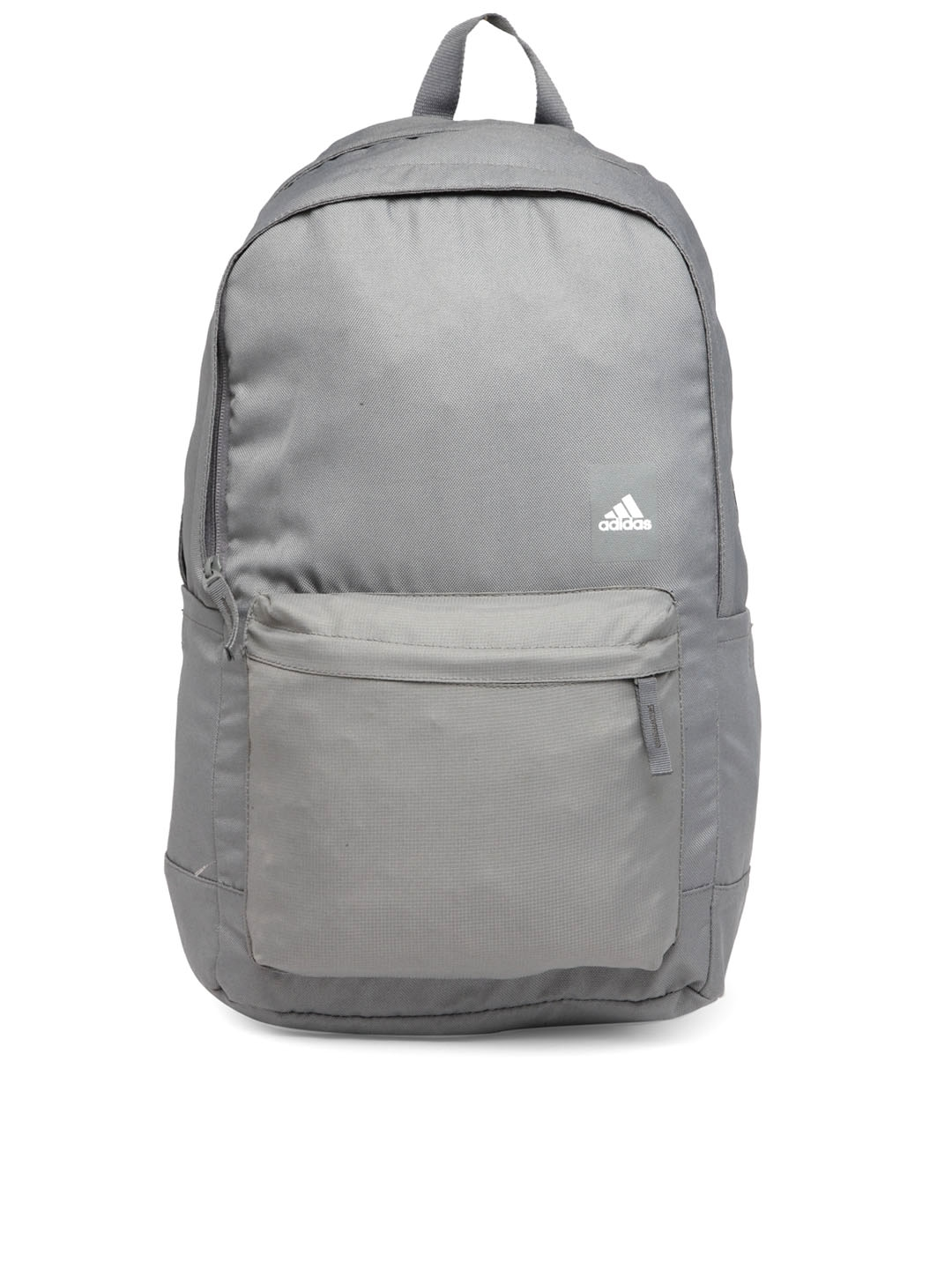 a40bfab61 Buy ADIDAS Unisex Grey Classic BP M 2C Backpack - Backpacks for ...