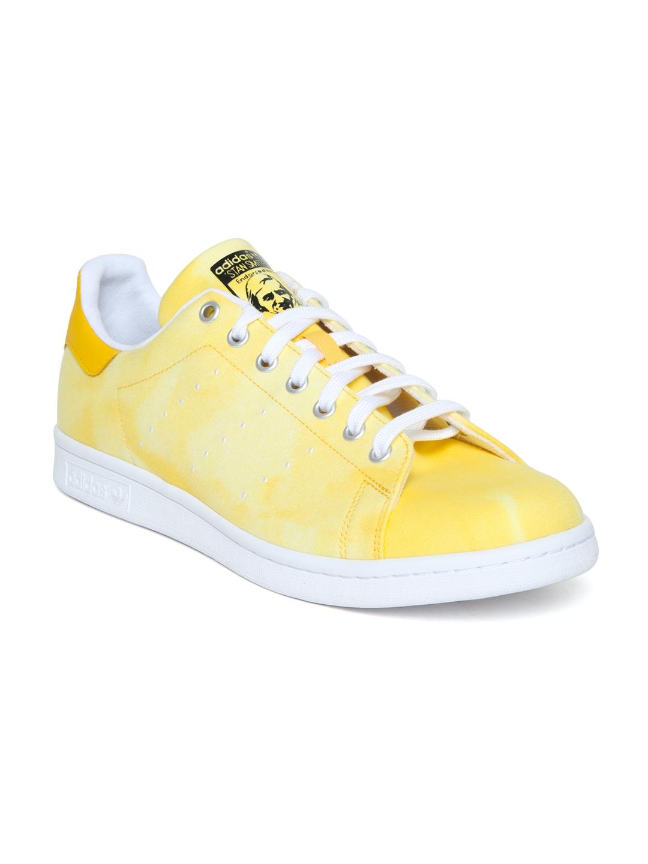 afdc46fc0478 Buy ADIDAS Originals Men Yellow HU Holi Stan Smith Sneakers - Casual ...