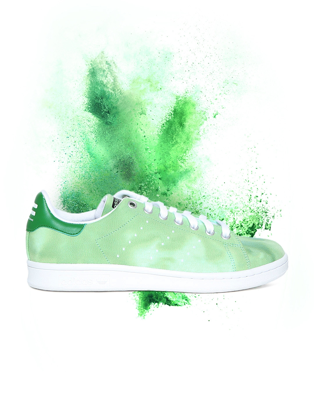 e3719af04c610 Buy ADIDAS Originals Men Green Holi Stan Smith Sneakers - Casual ...