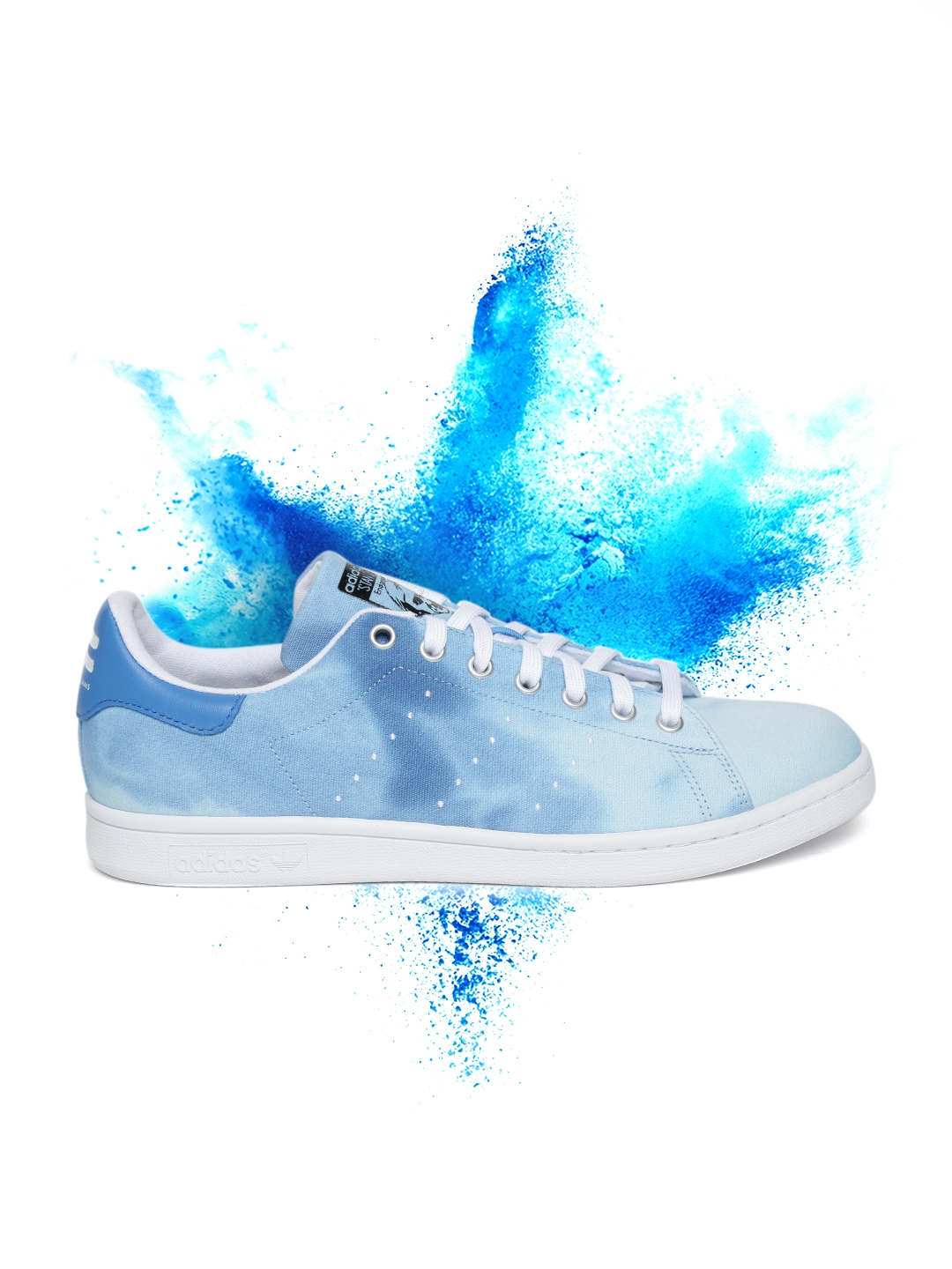 Buy ADIDAS Originals Men Blue HU Holi Stan Smith Sneakers - Casual ... f64d6a75f