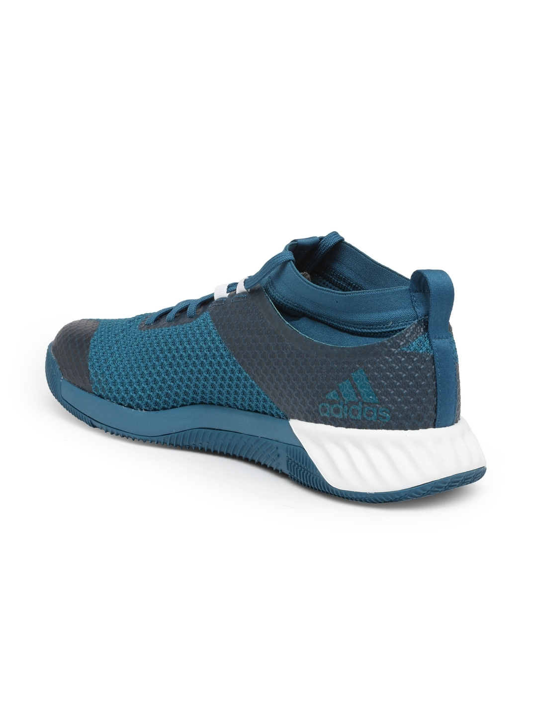 newest collection c6ac9 96d97 ADIDAS Men Teal Green Crazytrain PRO 3.0 Training Shoes