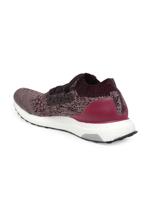 2e34e3701579d Buy ADIDAS Women Burgundy Ultraboost Uncaged Running Shoes - Sports ...