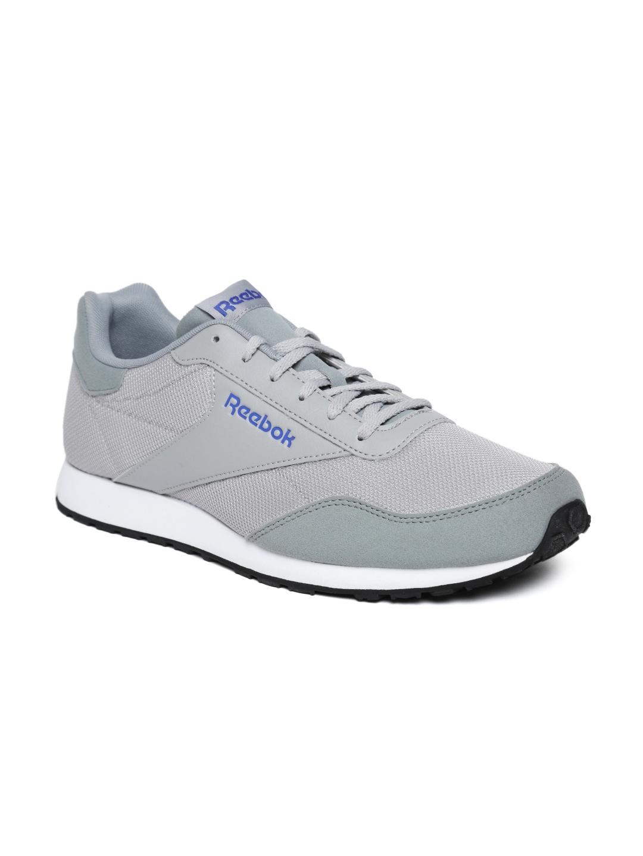 9a6e7459f6b78d Buy Reebok Classic Men Grey Royal Dimensions Sneakers - Casual Shoes ...
