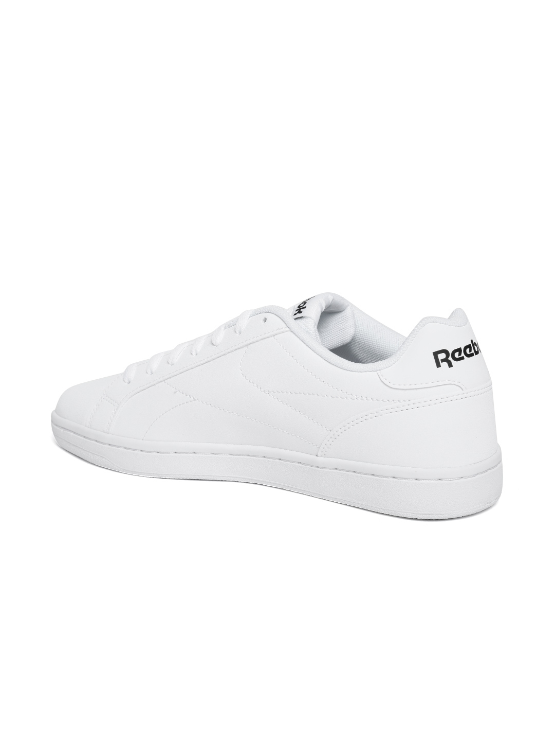 2269d23dcd3 Reebok Classic Men White Royal Complete CLN Sneakers. This product is  already at its best price