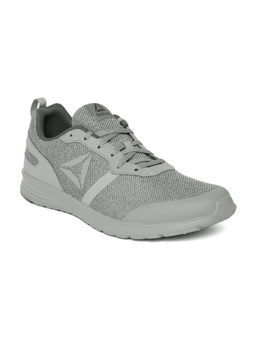 da53ae58ed77 Buy Reebok Men Grey FOSTER FLYER Running Shoes - Sports Shoes for ...