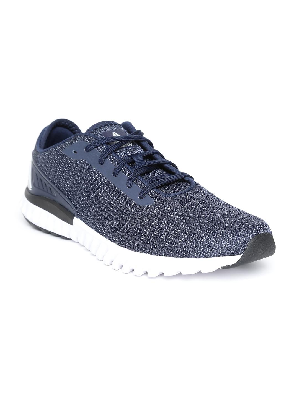 pegatina circulación En  Buy Reebok Men Navy Wave Ride Running Shoes - Sports Shoes for Men 2496340    Myntra