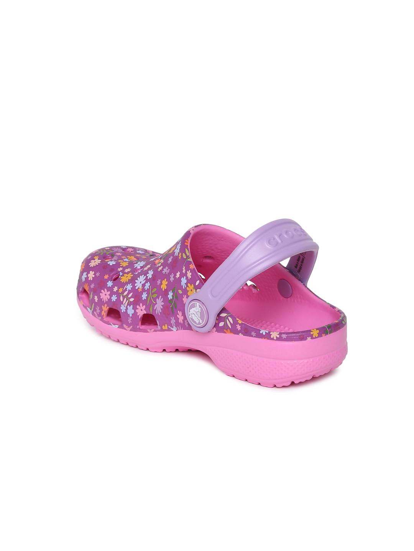 a1e8b7058 Buy Crocs Unisex Purple Clogs - Flip Flops for Unisex 2502544