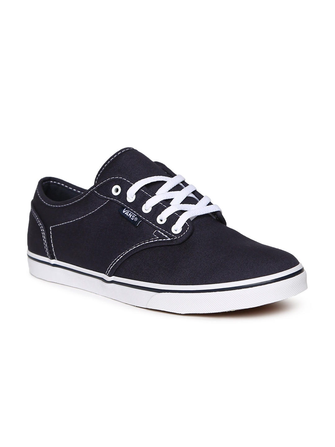 Buy Vans Women Navy Atwood Sneakers - Casual Shoes for Women 2505637 ... 2f219b28744f