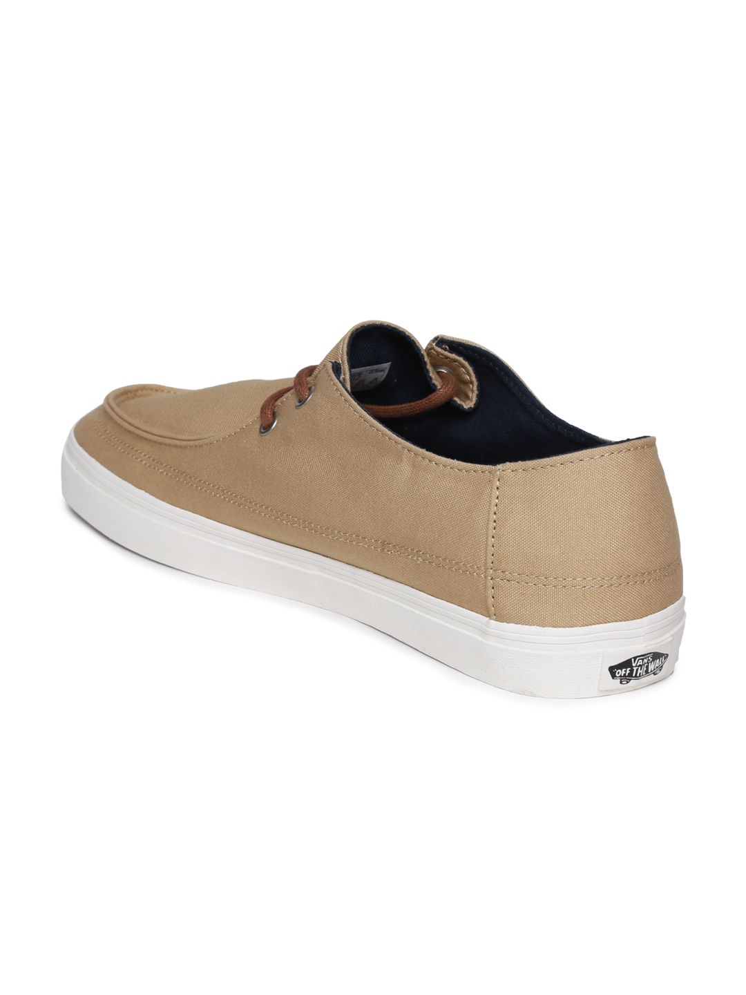 99a2a462a93fc4 Buy Vans Unisex Brown Rata Vulc SF Sneakers - Casual Shoes for ...