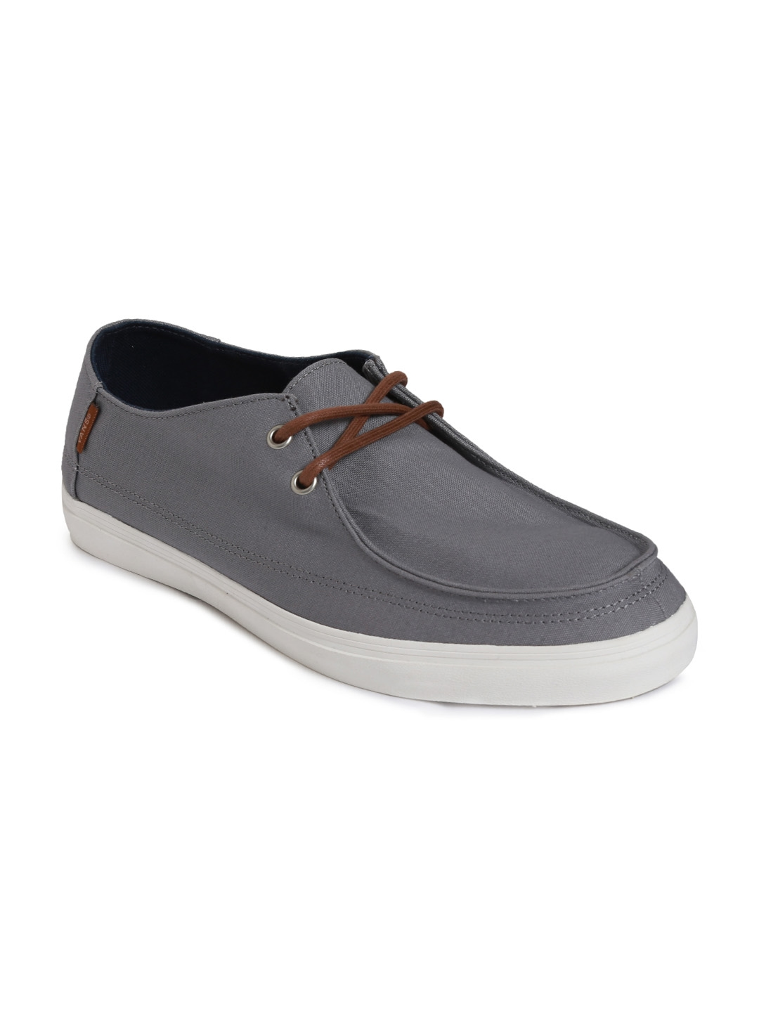 Buy Vans Unisex Grey Rata Vulc SF Sneakers - Casual Shoes for Unisex ... 060a7c20b1