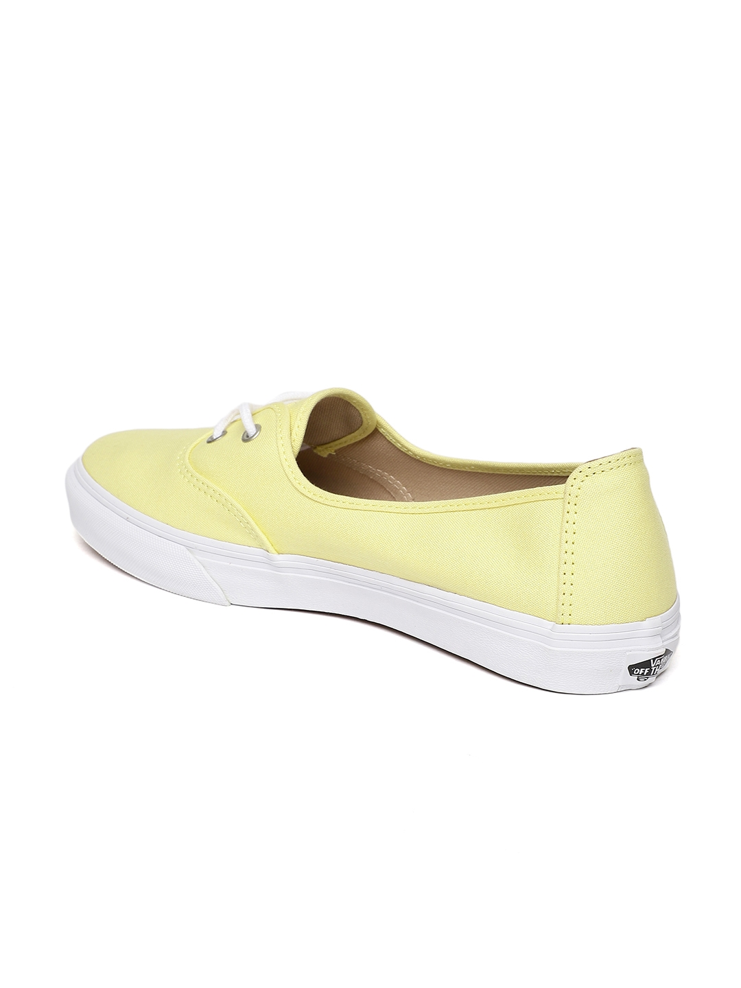 6cc2461b85c Buy Vans Unisex Yellow Solana Sneakers - Casual Shoes for Unisex ...