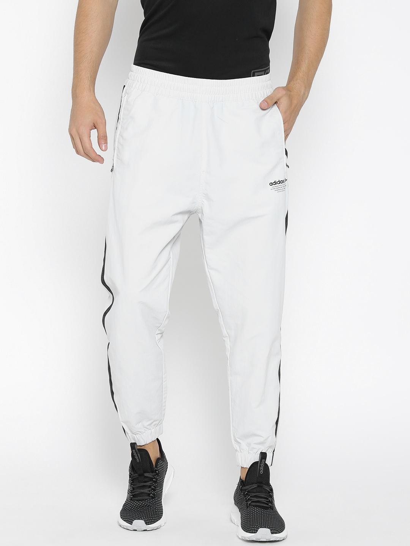 32cf2281742d4 Buy ADIDAS Originals Men Grey NMD Joggers - Track Pants for Men ...