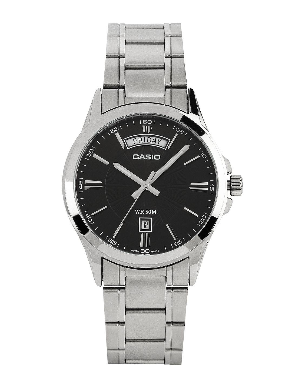 Casio Enticer Men Black Analogue watch A840 MTP 1381D 1AVDF