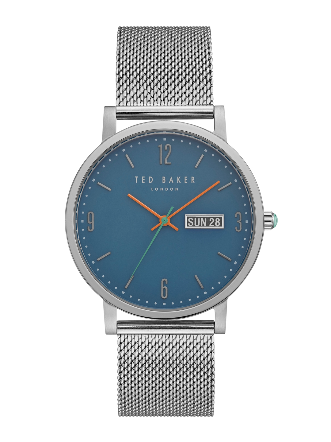 0b5537c7b Buy Ted Baker Men Navy Blue Analogue Watch TE15196013 - Watches for ...