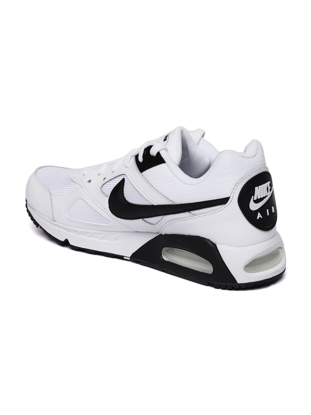 size 40 37dd5 b05f2 Nike Men White Air Max IVO Sneakers