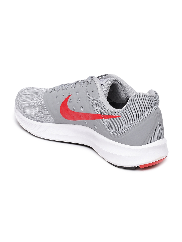 05aec26dcf1 Buy Nike Men Grey Downshifter 7 Running Shoes - Sports Shoes for Men ...