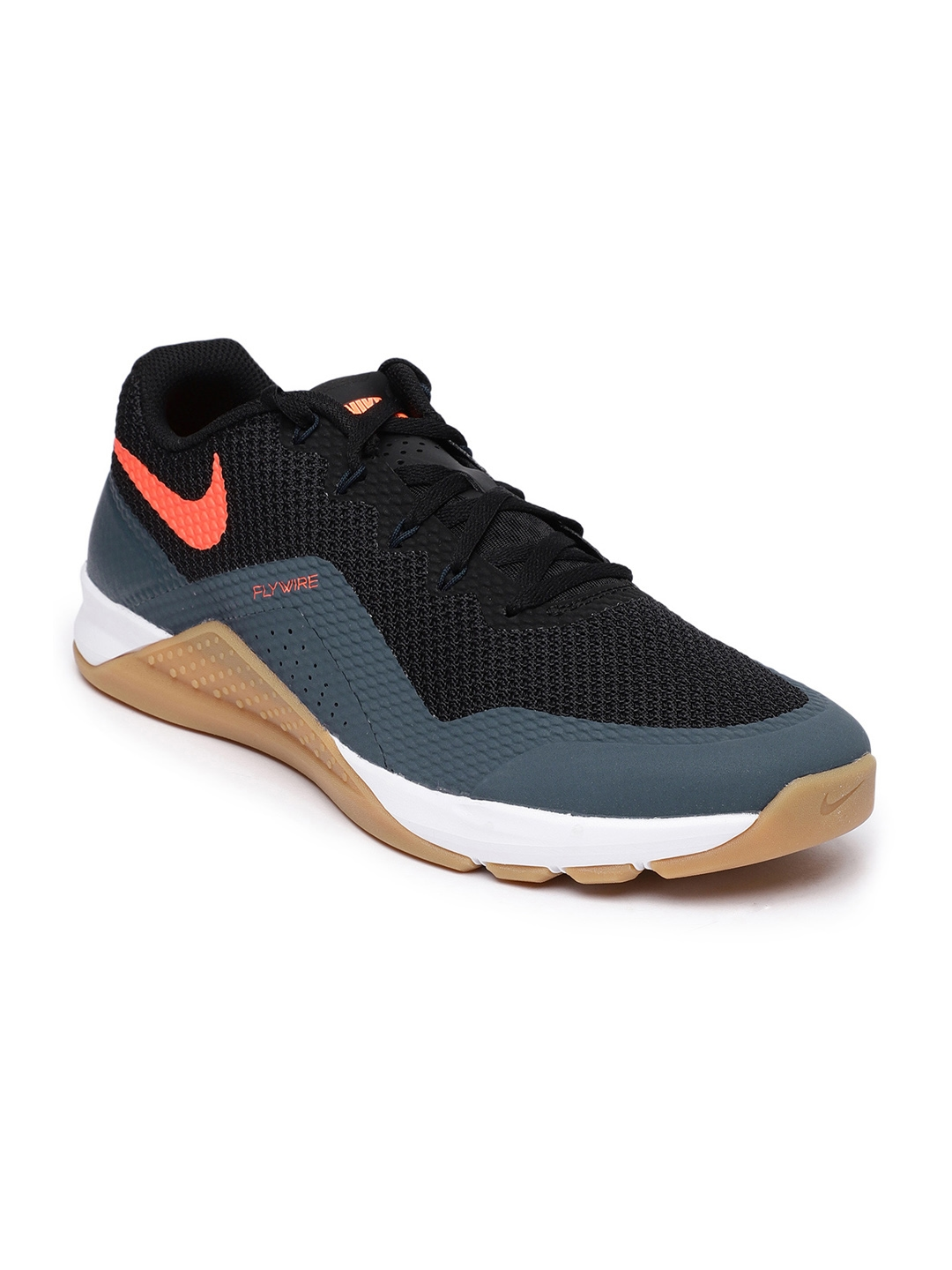 Buy Nike Men Black   Navy Metcon Repper DSX Cross Training Shoe ... af7eb61bf