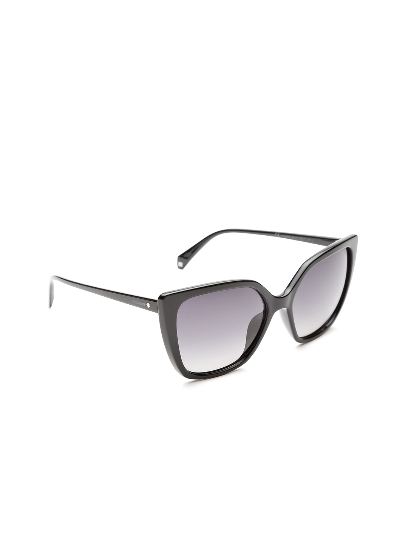 2ffe3038775f5 Buy Polaroid Unisex Polarised Cateye Sunglasses 4065 S 807 56WJ ...