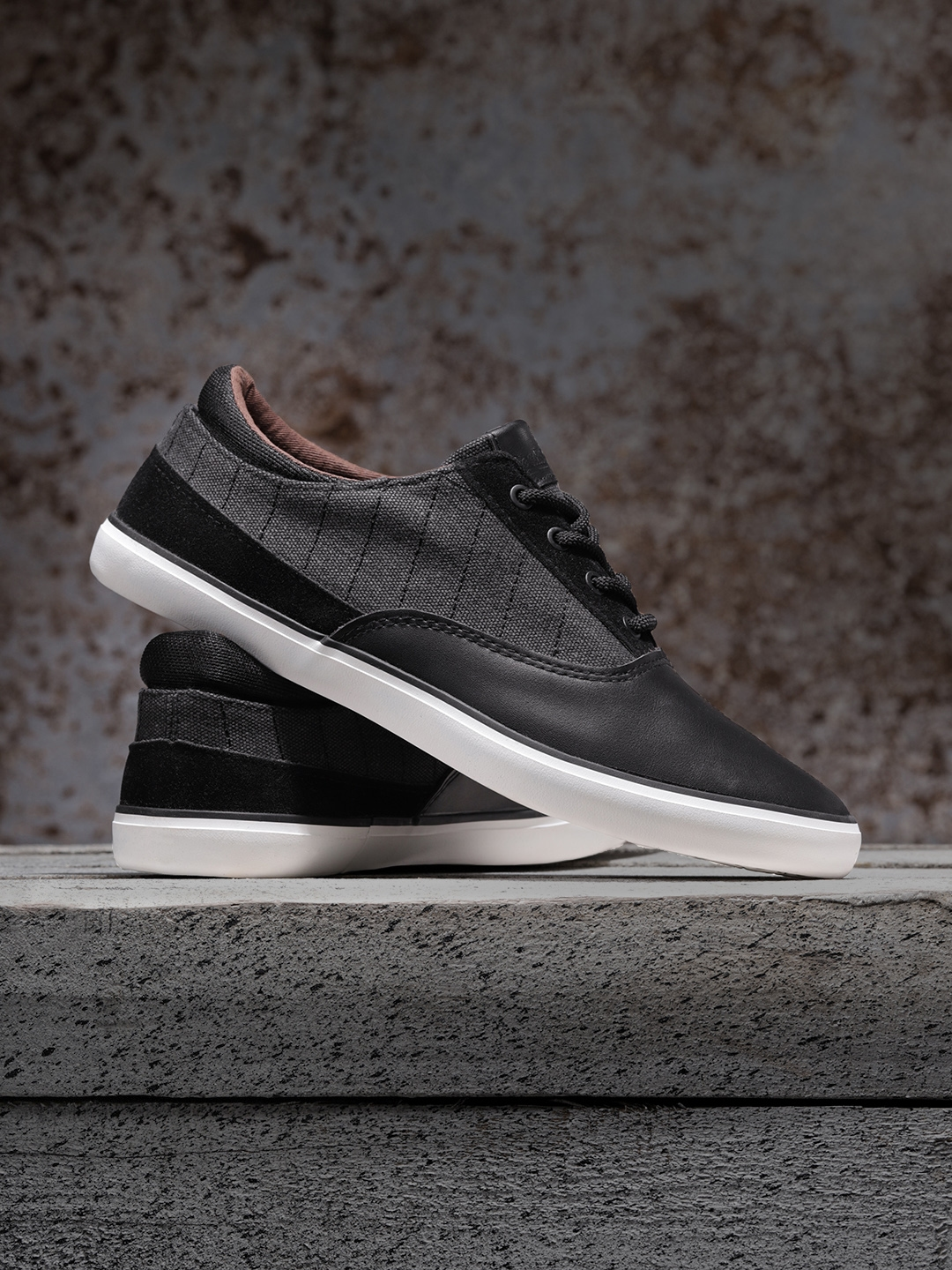 Black Sneakers - Casual Shoes for Men