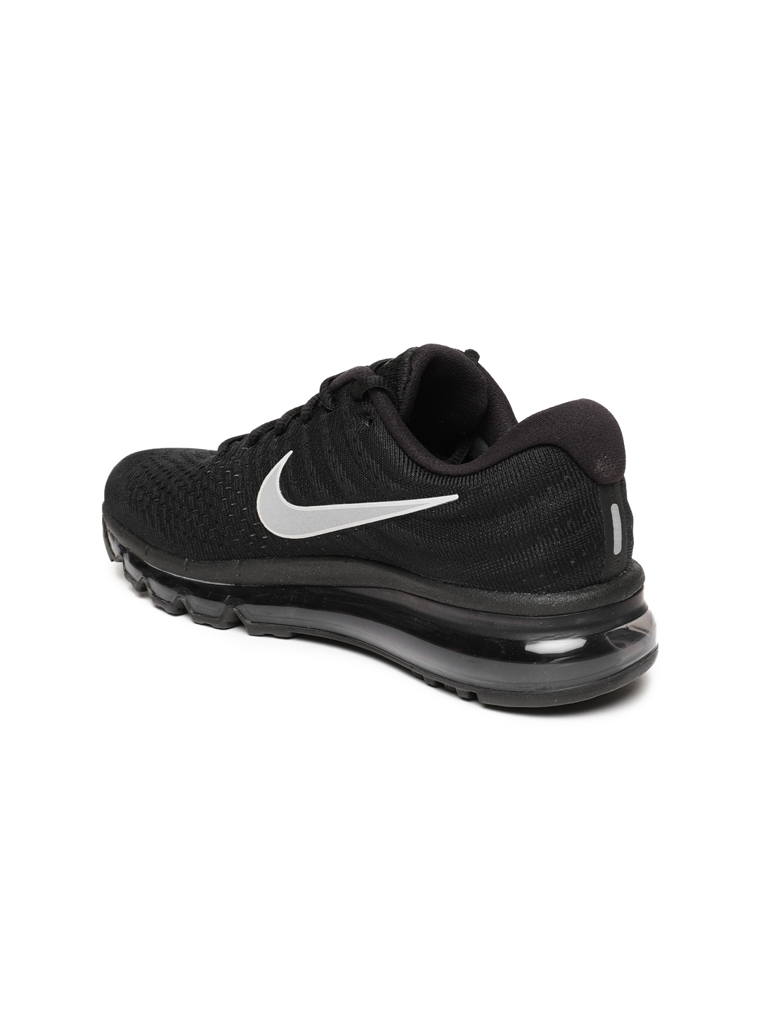low priced f47e7 fdf0a Nike Women Black Air Max 2017 Running Shoes