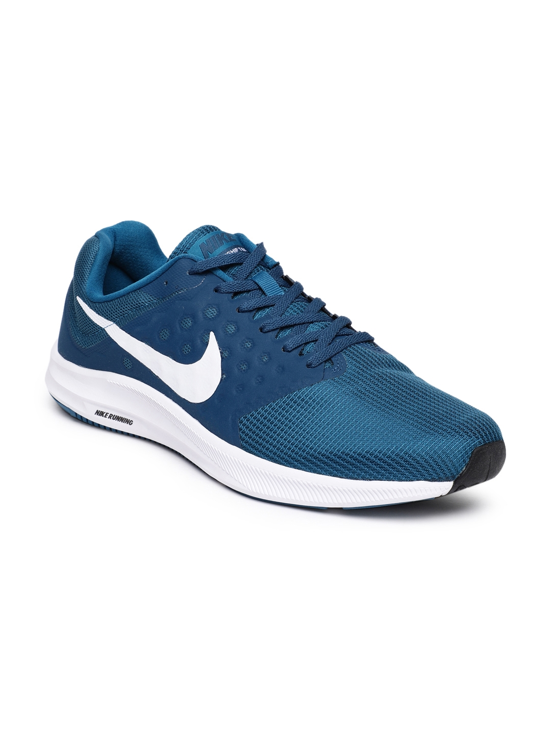 92d5de4ee9ed Buy Nike Men Blue Downshifter 7 Running Shoes - Sports Shoes for Men ...