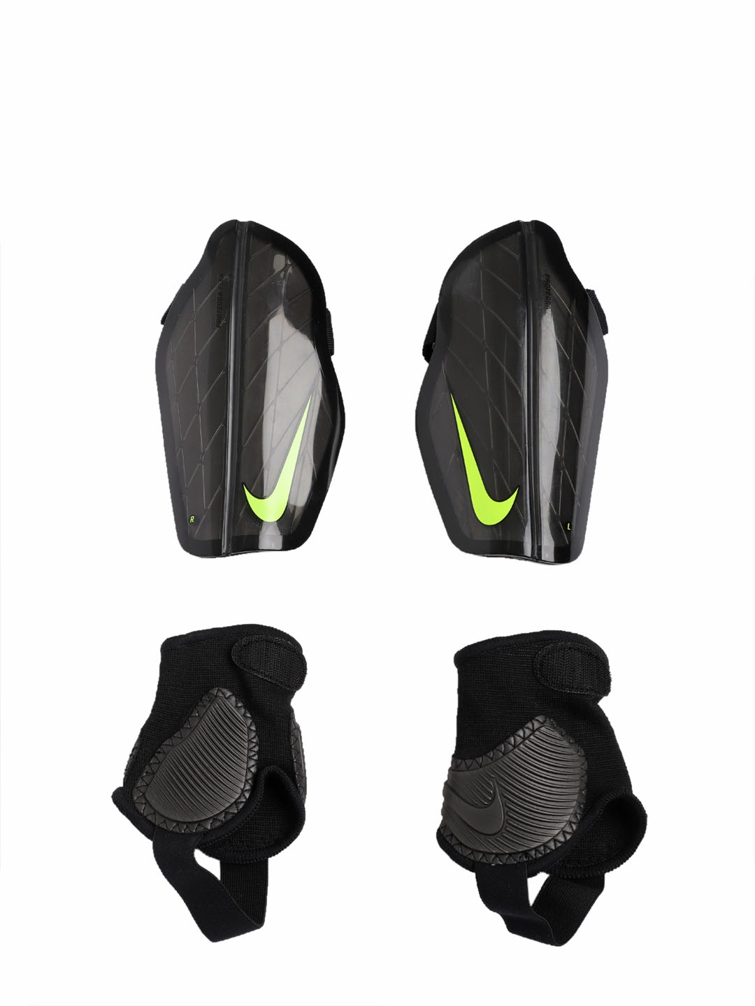 7be110160ae6 Buy Nike Unisex Black Protegga Flex Football Shin Guards - Sports ...