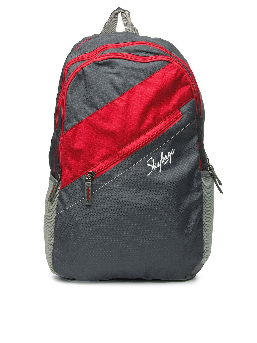 Skybags Unisex Grey Backpack