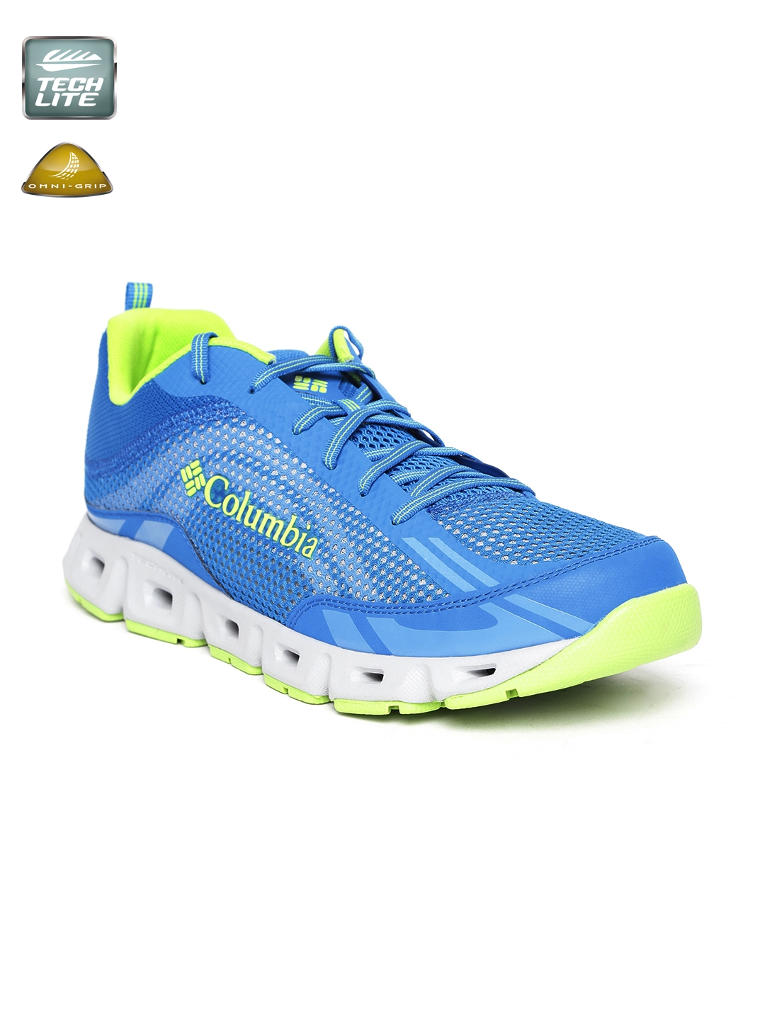 542887d739d1 Buy Columbia Men Blue DRAINMAKER IV Running Shoes - Sports Shoes for ...