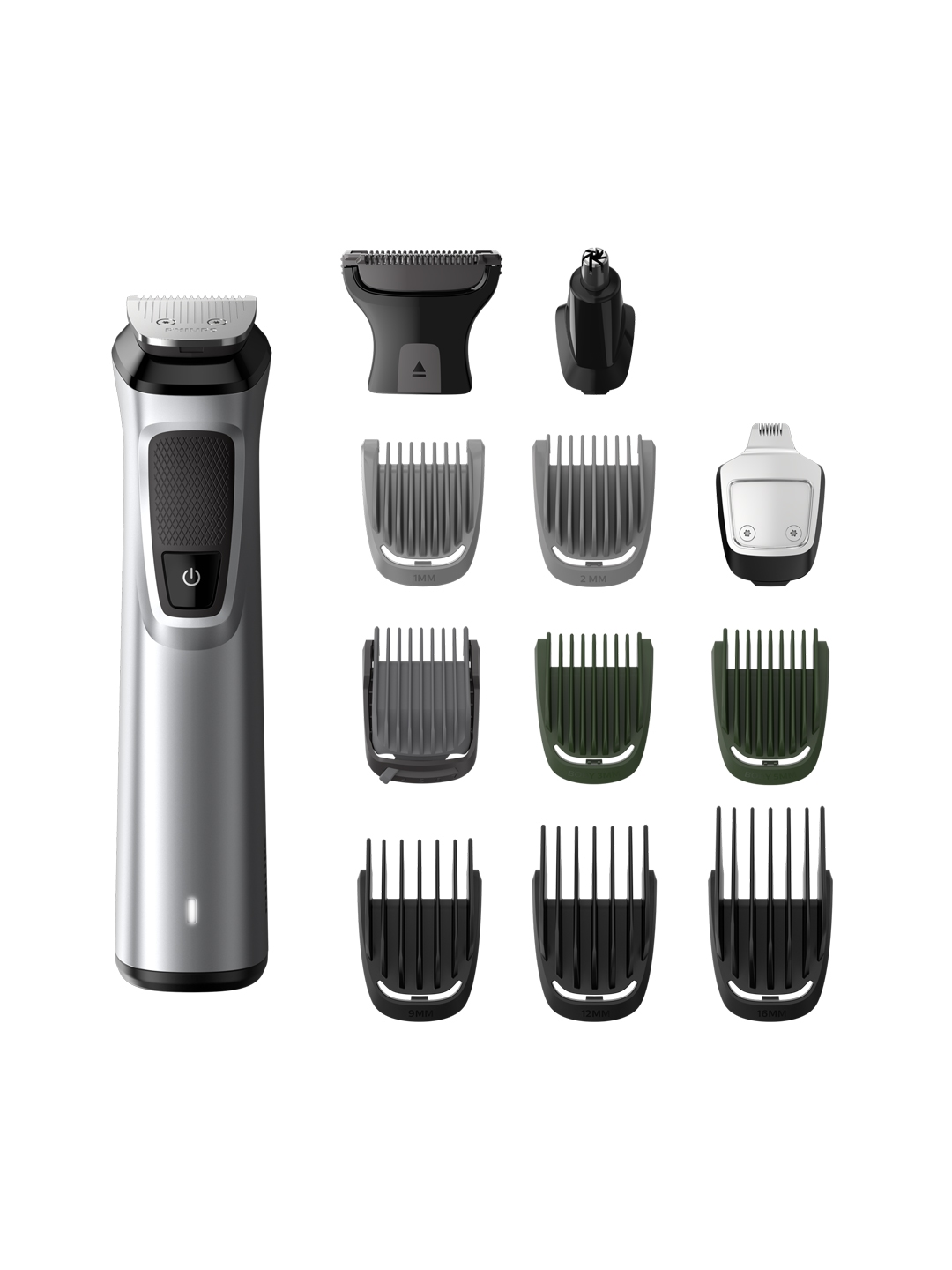 Philips Men Grey 13 in  1 Face, Hair and Body Multigroomer Trimmer MG7715/15 Philips Trimmer