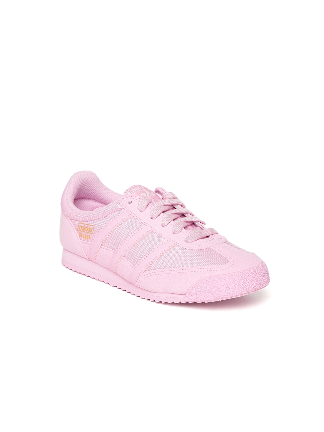 146a15aeed Buy ADIDAS Originals Unisex Pink Dragon OG Junior Sneakers - Casual ...