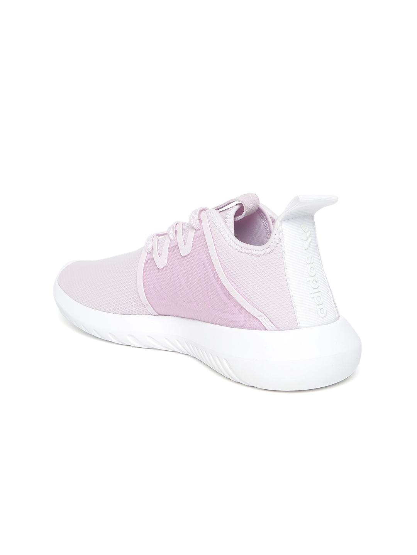 Buy Adidas Originals Women Light Pink Tubular Viral2 Sneakers ... 7371cd07f