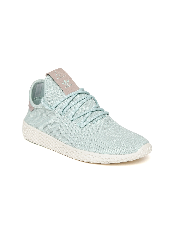 80d6942436 Buy ADIDAS Originals Women Mint Green PW Tennis HU Sneakers - Casual ...