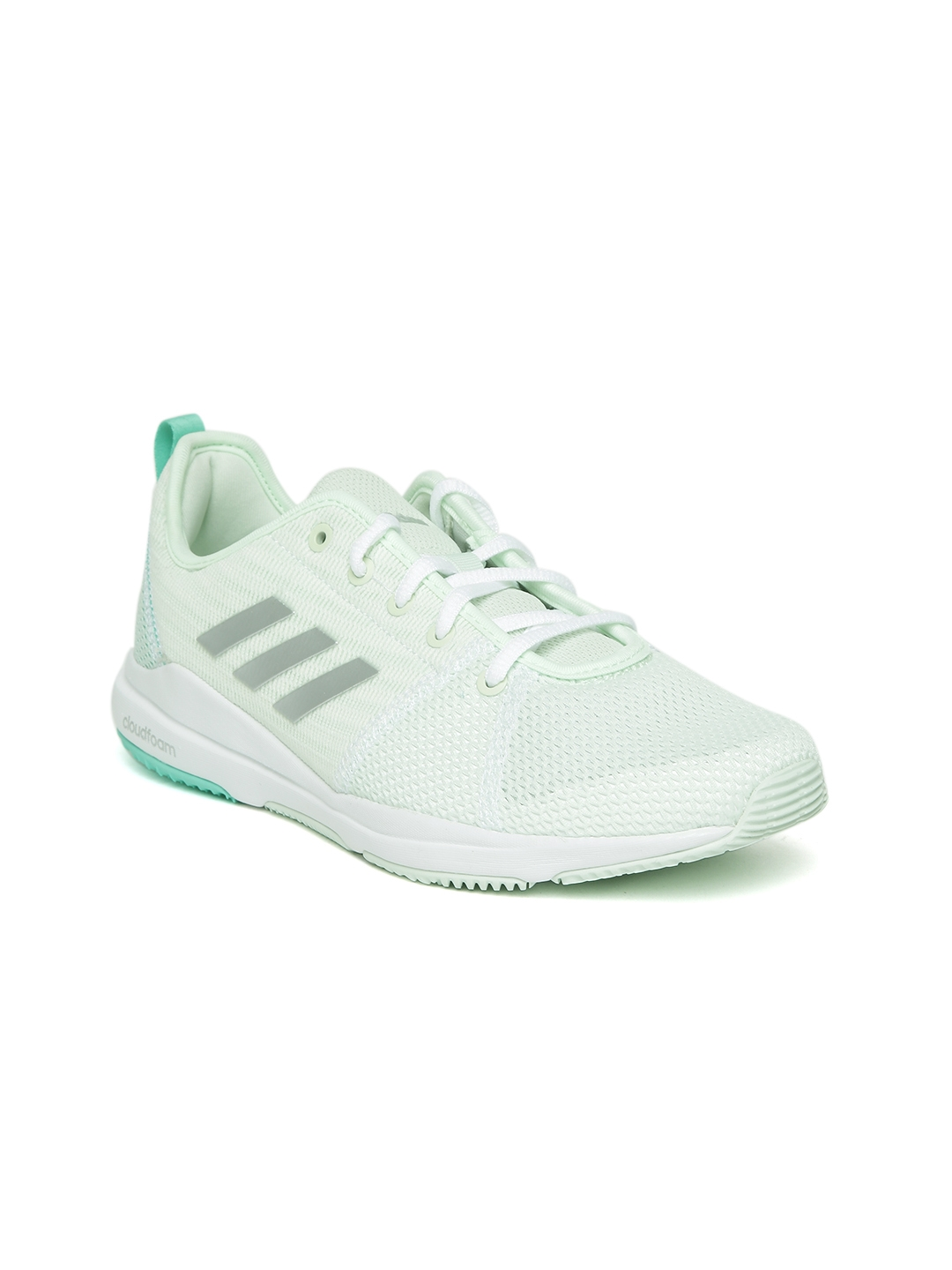 d146c870bf9 Buy ADIDAS Women Green ARIANNA CLOUDFOAM Training Shoes - Sports ...