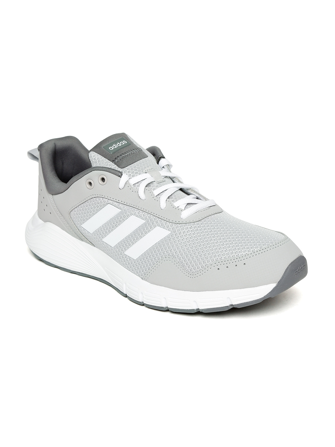 907f5a5e2 Buy Adidas Men Grey FluidCloud Neutral Running Shoes - Sports Shoes ...