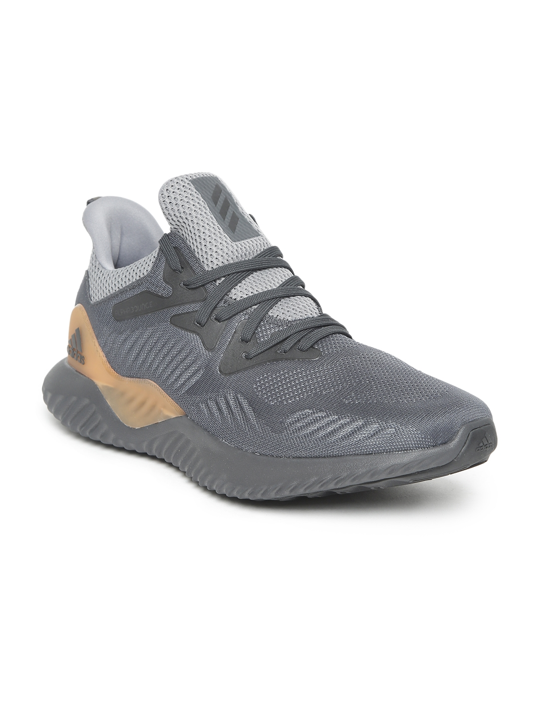 3aa30656a Buy ADIDAS Men Grey ALPHABOUNCE BEYOND M Sports Shoes - Sports Shoes ...