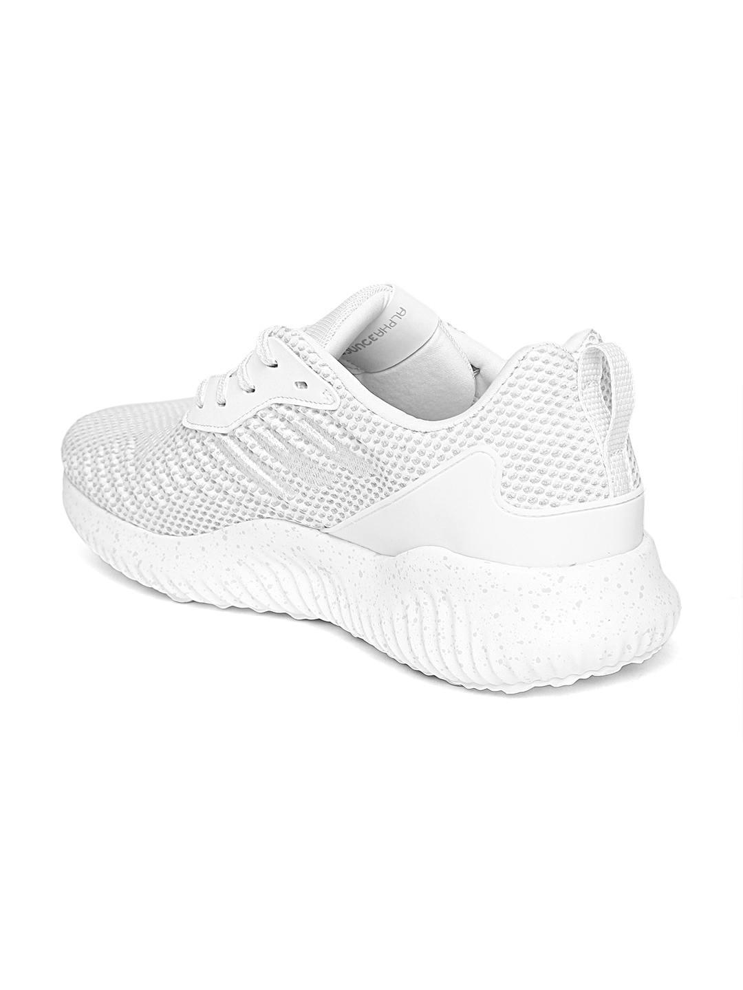 Buy ADIDAS Men White ALPHABOUNCE RC Running Shoes - Sports Shoes for ... 3c0285c28