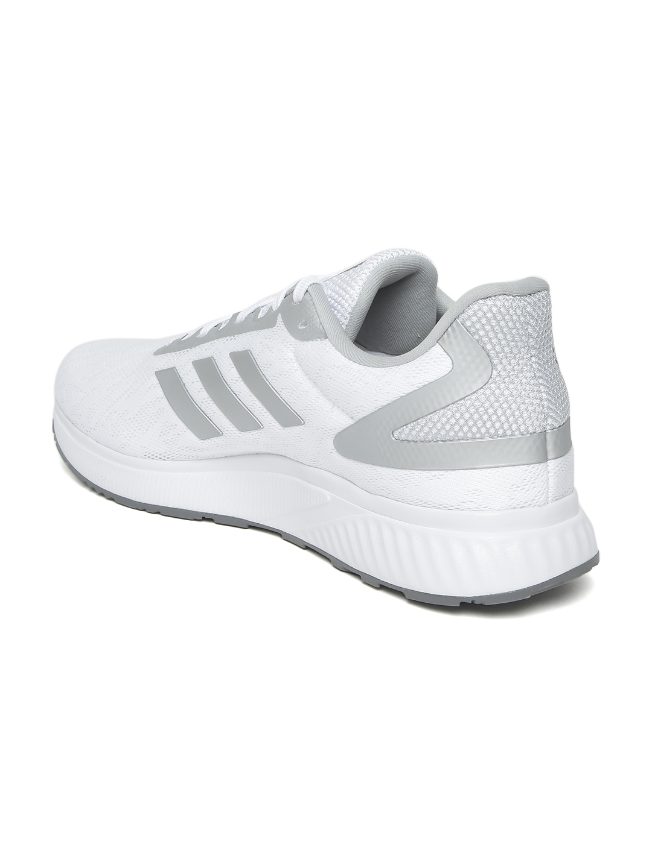official photos e2a4e dc0e3 ADIDAS Men White Kalus Running Shoes