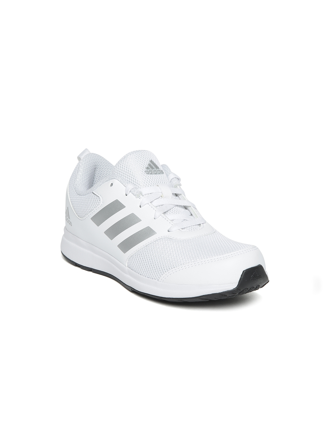 ae364ee10bd0 Buy ADIDAS Boys White YKING Running Shoes - Sports Shoes for Boys ...