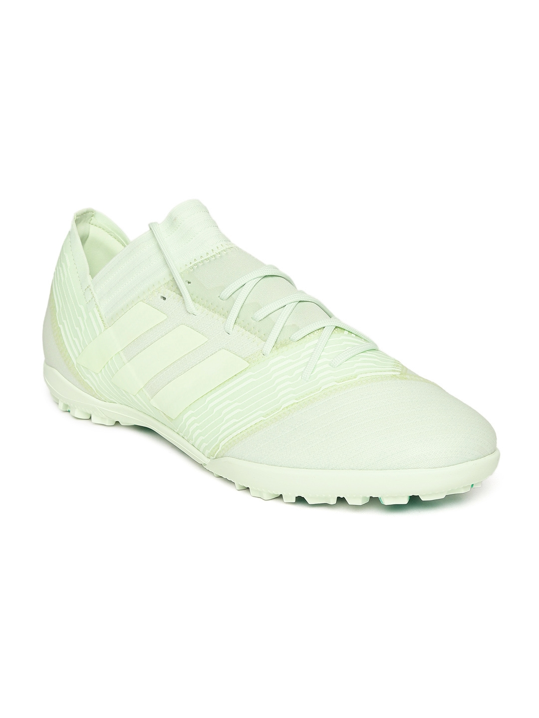 1667921661d9 Buy ADIDAS Men Light Green NEMEZIZ Tango 17.3 Turf Shoes - Sports ...